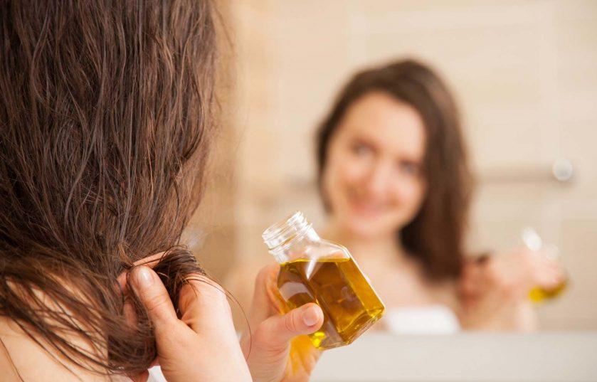 """Описание: Картинки по запросу """"Витамин В1 для волос: лучшие рецепты масок"""""""