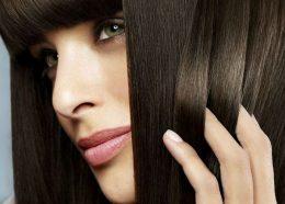 Маска для волос эффект ламинирования